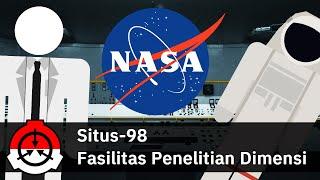 """Fasilitas Penelitian Dimensi dan Persenjataan SCP - Site-98 """"Extradimensional Research Facility"""""""