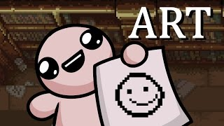 How to Isaac Sprites [Tutorial and Tips etc.]