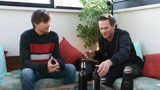 Louis Tomlinson talks new album, favorite beers & more with Syke On Air