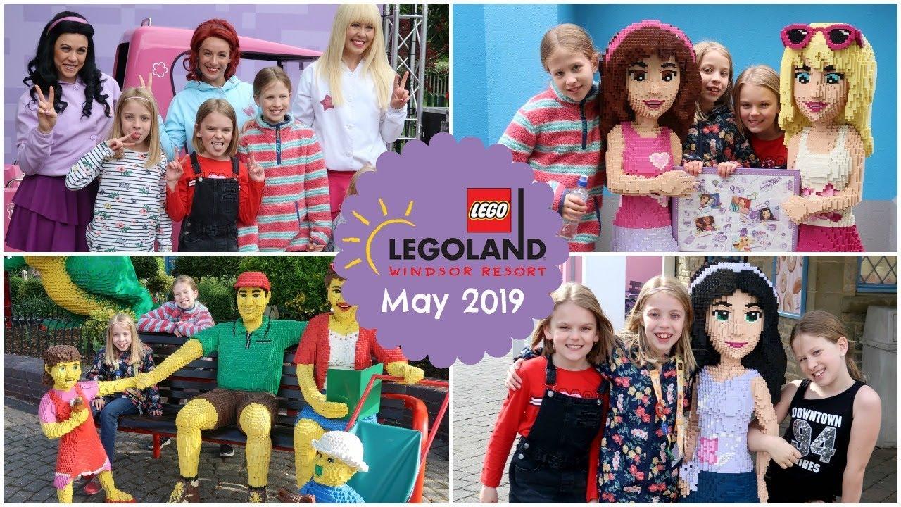 Cousins Trip - Legoland Windsor - May 2019 - YouTube