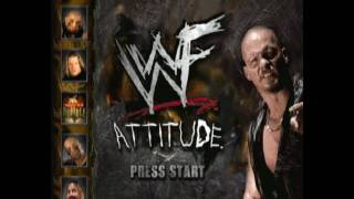 WWF Attitude N64 Review