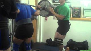 8-16-11 last 2 speed sqs and 8-19-11 heavy sqs 22wk post.mp4