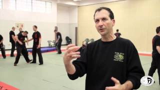 Avi Moyal talking about Imi Lichtenfeld - the founder of Krav Maga (IKMF USA)