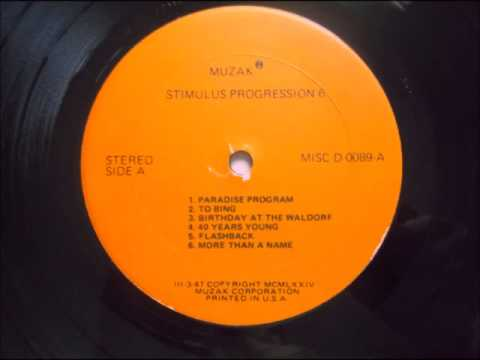 Muzak Stimulis Progression 6 Full Album