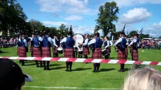 University of Bedfordshire Pipe Band Perth 2013 Grade 2