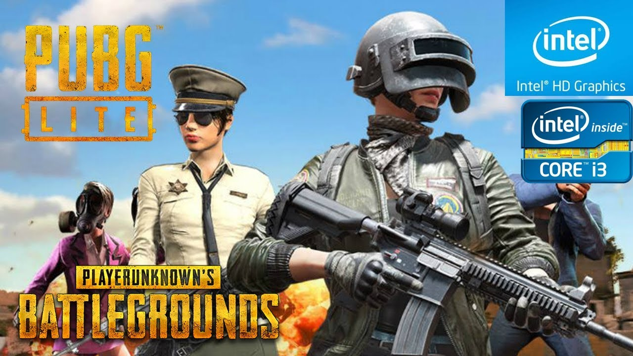Pubg Lite Hd: I3 5005U - YouTube