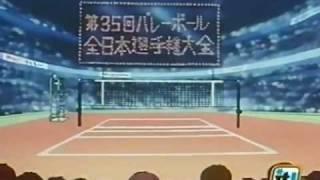 Mila e Shiro,due cuori nella pallavolo - Episodio n.41(1/2)