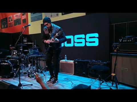 Boss Katana Artist MkII Andy James As I Fall Live NAMM 2020