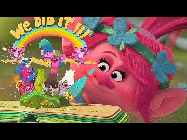 TROLLS | Trailer #2 deutsch german [HD]