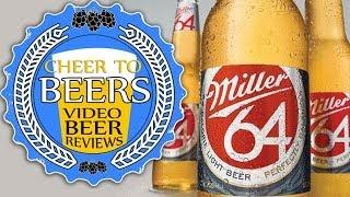 Miller Beer Review