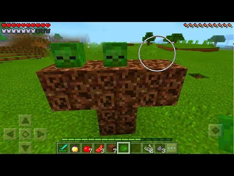 How To Spawn the Zombie Boss in Minecraft Pocket Edition!!!