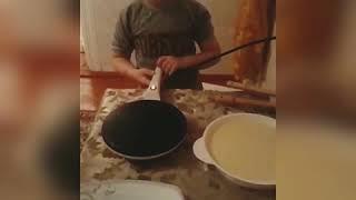Как готовить блины? Готовлю блины!!