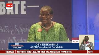 How We Plan To Lift 80 Million Nigerians Out Of Poverty - Ezekwesili