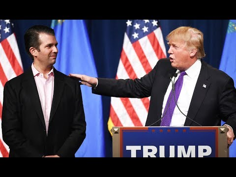 Sure Looks Like Trump Knew His Son Was Meeting With Russians