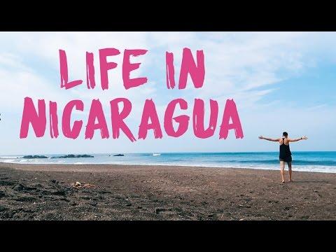 LIFE IN NICARAGUA   no water, no electricity. got fruit & drone   Las Peñitas