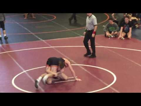 Richie Morrell @ The MAWA Tournament, Match 1, Period 1