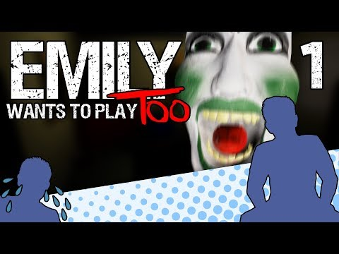 Emily Wants to Play Too - PART 1 - SCREW THE DISHES! - Let's Game It Out |
