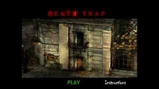 The Death Trap (Flash Game) [Longplay]