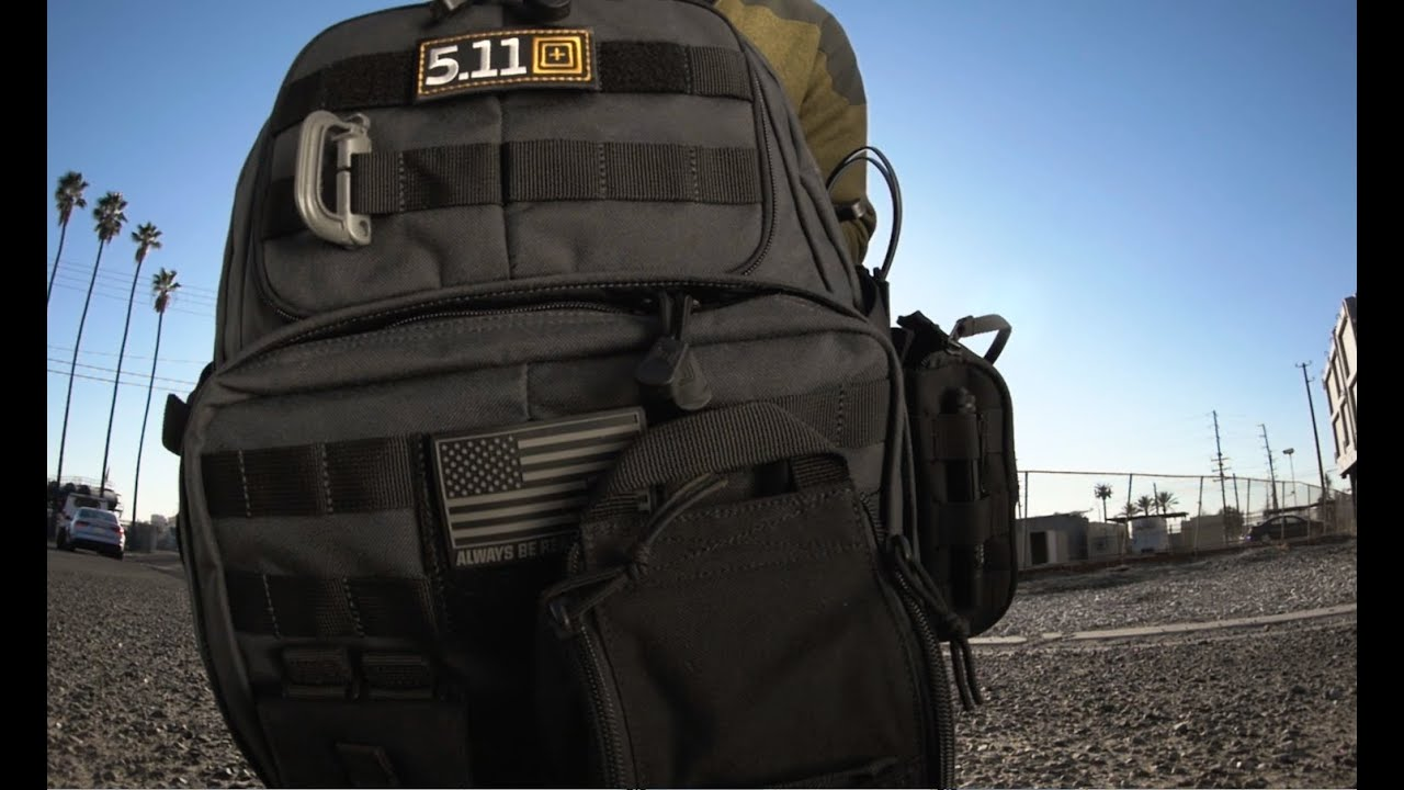 What is MOLLE and How Do You Use it? | 5 11 Tactical