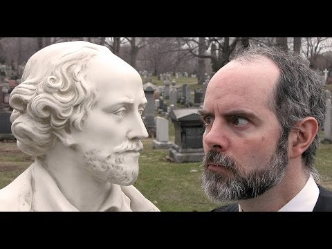 "Mark Twain's ""Is Shakespeare Dead?"" with Keir Cutler, PhD"