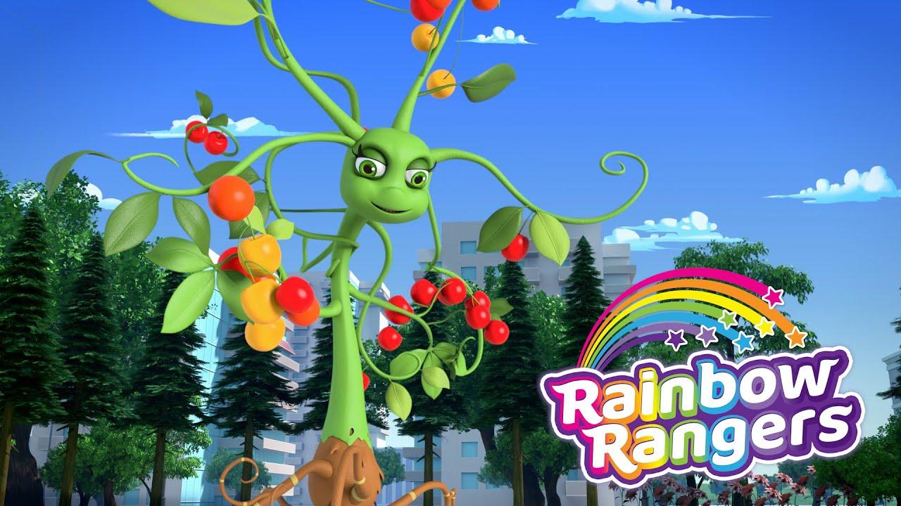 Gardening Goof | Rainbow Rangers Episode Clip
