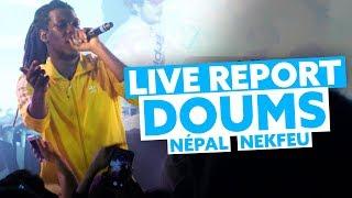 Doums, Népal, Nekfeu, Sneazzy... Live à la Maroquinerie !