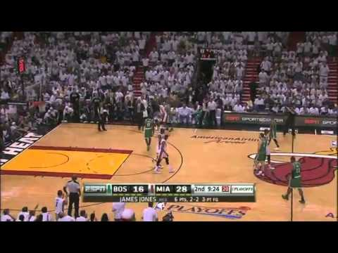 2011 ECSF Miami Heat V Boston Celtics Game 1