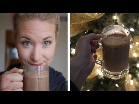 50 Calorie Hot Chocolate | LOW CARB PALEO IIFYM SUGAR FREE