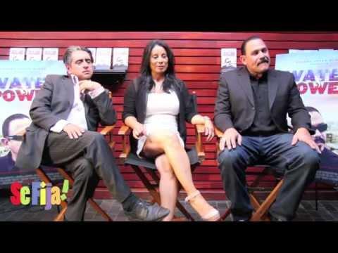 "Emilio Rivera, Wanda de Jesus, Richard Montoya Talk ""Water & Power"" with Se Fija!"