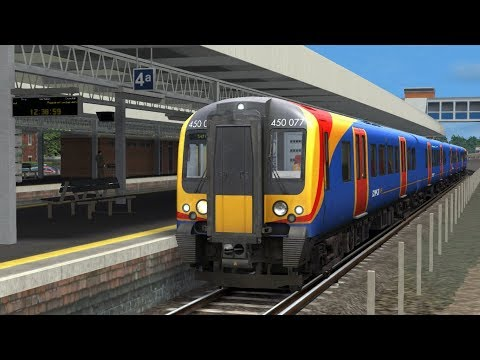 Train Simulator 2019: South Western Mainline (First Look) - The Lymington Branch |