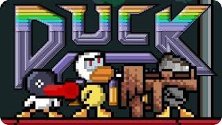 ¡RAPIDO Y PATOSO! | DUCK GAME Con Luh y Exo