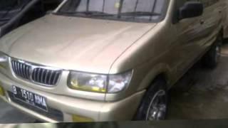 Dijual Mobil Bekas Isuzu Panther At Th 2001 LS