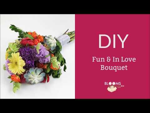 Fun & in Love Bouquet
