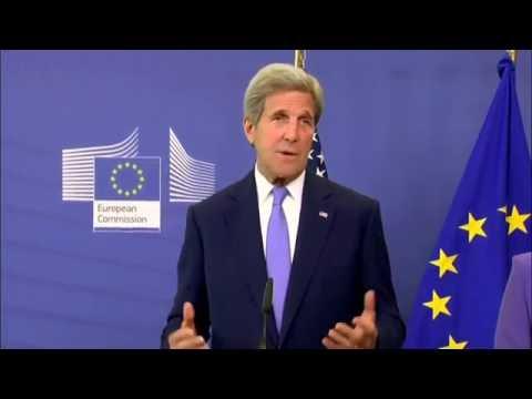 John Kerry warns EU against taking revenge for Brexit