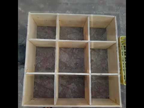 How to make kabqain or pigeons nest boxes at cheapest price in pakistan
