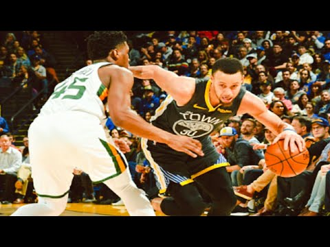 Utah Jazz vs Golden State Warriors Full Game Highlights| 2/12/2019