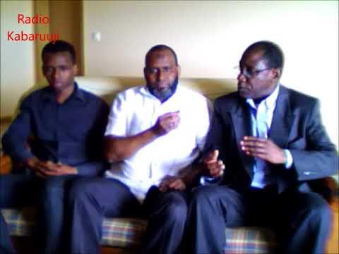 Tabital Pulaaku Guiné- Bissa, won'dude e Amadu Balde e Iunussa Bari, ɗoo he Radio Kabaruuji