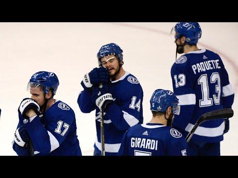 Tim & Sid: Did the Tampa Bay Lightning choke?