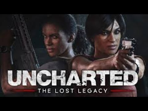 Uncharted The Lost Legacy Playtrough Part 1 Interactive Livestreamer And Chatroom