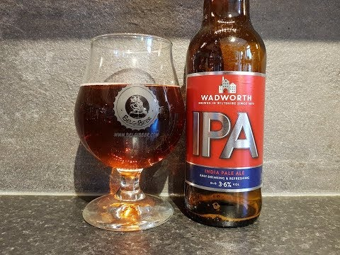 Wadworth IPA By Wadworth Brewery | British Beer Review