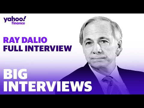 Billionaire Ray Dalio discusses the stock market, stimulus, bitcoin, China, and taxing the wealthy