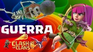 Melhor Ataque e Defesa de Guerra de Clãs | Clash of Clans Duck Droid
