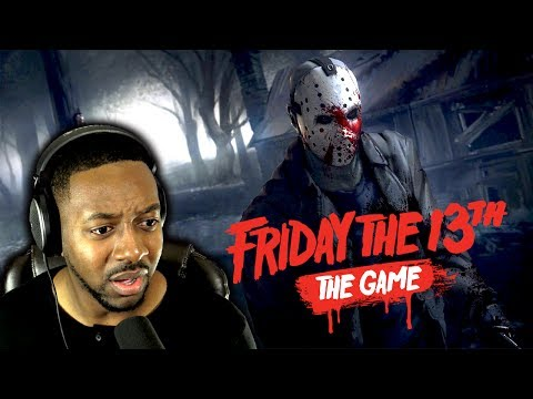 Friday The 13th: The Game - New Outfits! Retro Jason Must NOT Survive!