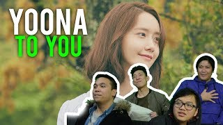"""Video YOONA sings this song """"TO YOU"""" (MV REACTION) download MP3, 3GP, MP4, WEBM, AVI, FLV Mei 2018"""
