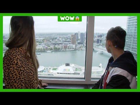 Noah Woont In De Hoogste Woontoren Van Nederland