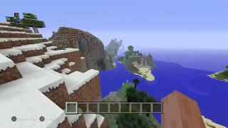 COMMENT INVOQUER GREEN STEVE SUR MINECRAFT ! PS4/PS3/XBOX ONE/XBOX 360/WII U/SWITCH/PC | INVOCATION