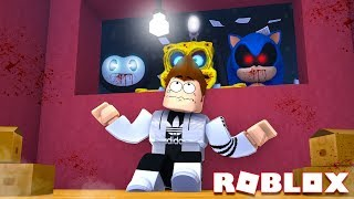 BUILDING TO KILLER MONSTER TO SURVIVE OR STIRB IN ROBLOX