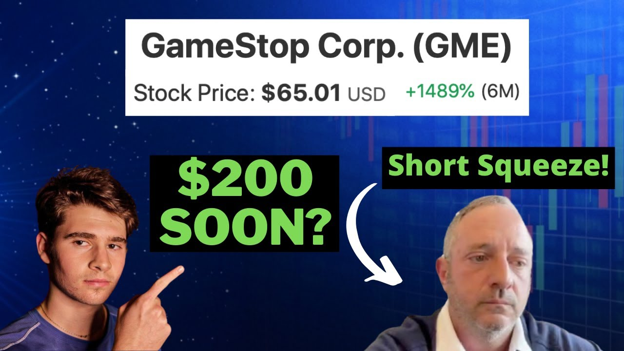 GameStop Investors Share Why They Went Big on the GME Stock ...
