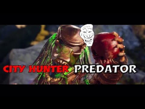 Playing City hunter again in predator hunting grounds |