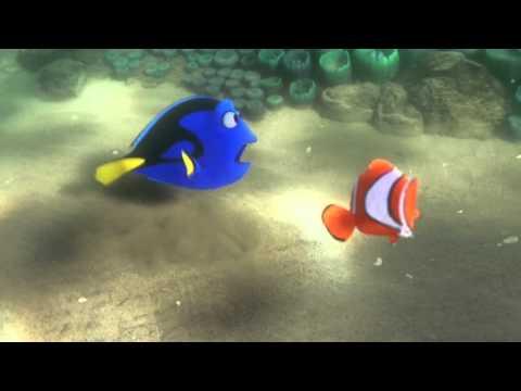 Finding Dory AU Teaser Trailer | Disney Pixar Official HD | In Cinemas June 2016